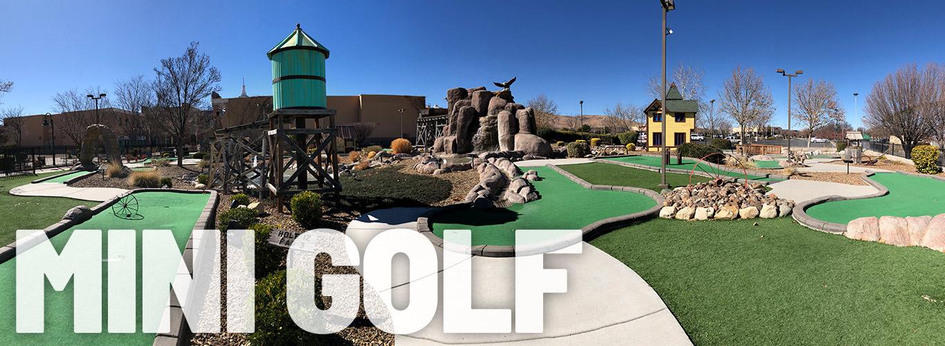 Mini Golf at In Prescott Valley
