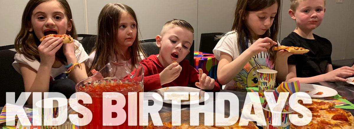 The Best Kid's Birthdays In Arizona
